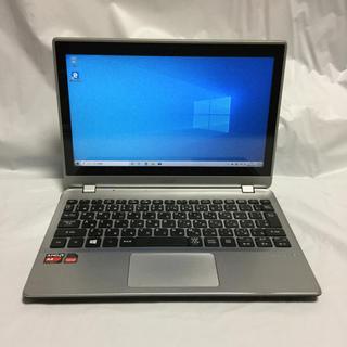 エイサー(Acer)のacer V5-122P-A24D/S   A4-1250(ノートPC)