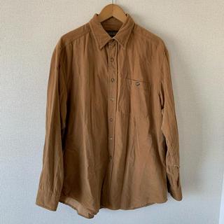 ウールリッチ(WOOLRICH)の古着 WOOLRICH ウールリッチ 90s コーデュロイシャツ コーデュロイ(シャツ)