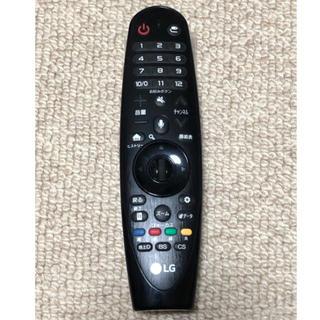 エルジーエレクトロニクス(LG Electronics)のLG マジックリモコン AN-MR650A(テレビ)