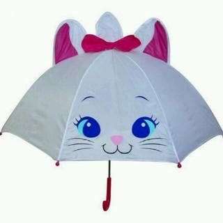 ディズニー(Disney)の訳あり★Disney耳つき傘Marie(傘)