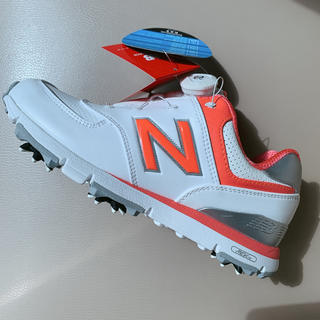 ニューバランス(New Balance)のニューバランス new balance ゴルフシューズ BOA 新品・未使用品(シューズ)