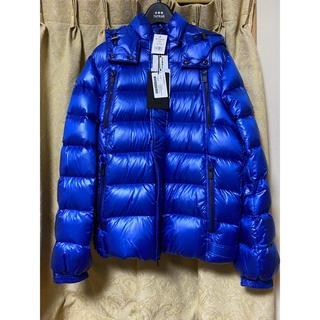タトラス(TATRAS)のタトラス TATRAS DIOMEDE ディオメデ サイズ4 Lサイズ ブルー (ダウンジャケット)