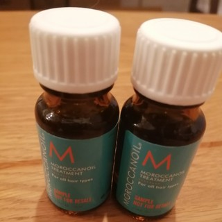 モロッカンオイル(Moroccan oil)のモロッカンオイル10ml2本セット(オイル/美容液)
