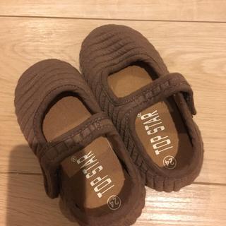 キャラメルベビー&チャイルド(Caramel baby&child )の韓国子供服 シューズ ストラップ ベルクロ(フラットシューズ)