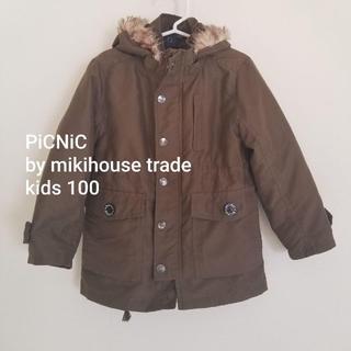 ミキハウス(mikihouse)のPiCNiC by mikihouse trade モッズコート ジャンパー(コート)