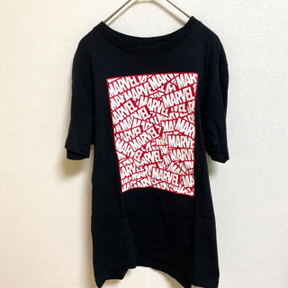 marvel Tシャツ デカロゴ ビッグロゴ (Tシャツ/カットソー(半袖/袖なし))