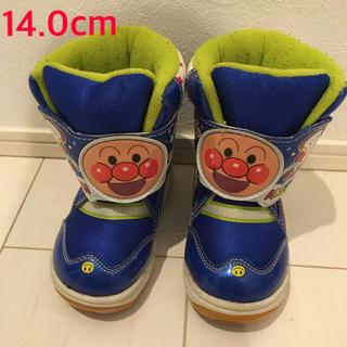 アンパンマン(アンパンマン)のアンパンマン  スノーブーツ 冬靴 14.0センチ(ブーツ)