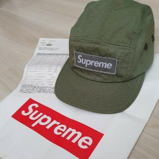 シュプリーム(Supreme)のsupreme camp cap シュプリーム キャンプキャップ(キャップ)