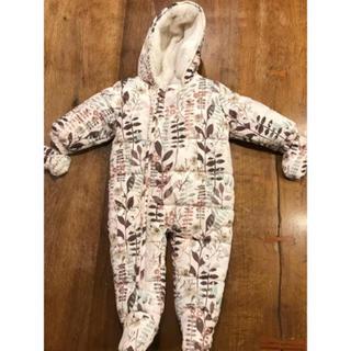 ネクスト(NEXT)のネクストベビー ジャンプスーツ next baby 手袋付き ボア 暖かい(ジャケット/コート)