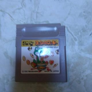 ゲームボーイ(ゲームボーイ)のゲームボーイソフト ヨッシーのクッキー(家庭用ゲームソフト)