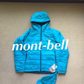 mont bell - 新品 mont-bell   リバーシブル
