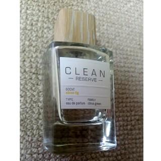 クリーン(CLEAN)のclean クリーン クリーンリザーブ 香水(ユニセックス)