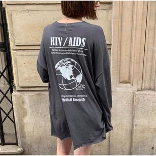 ディーホリック(dholic)のchuu オーバーサイズT(Tシャツ/カットソー(七分/長袖))
