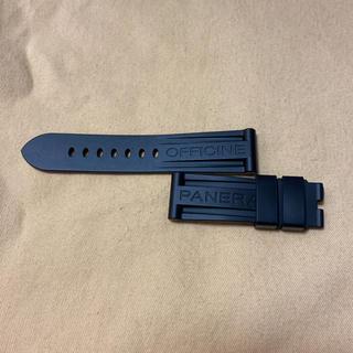 パネライ(PANERAI)のルミノール44mm 尾錠(ラバーベルト)