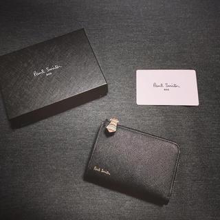 ポールスミス(Paul Smith)のpaul smith パスケース コインケース ミニ財布(コインケース/小銭入れ)