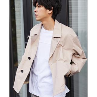 ハレ(HARE)のshort trench coat(トレンチコート)