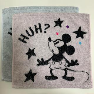ミッキーマウス - ミッキーマウス タオル 2枚セット