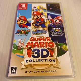 ニンテンドースイッチ(Nintendo Switch)のNintendo Switch 3D マリオ(家庭用ゲームソフト)