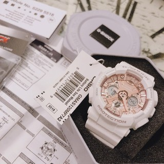 ジーショック(G-SHOCK)の新品 CASIO G-SHOCK ジーショック GMA-S120MF-7A2(腕時計)