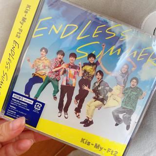 キスマイフットツー(Kis-My-Ft2)のENDLESS SUMMER(CD+DVD)(初回盤B)(アイドルグッズ)