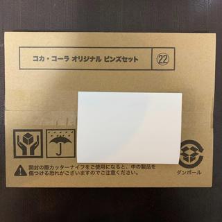 コカコーラ(コカ・コーラ)のコカ・コーラ オリジナル ピンズセット #22 コークオン coke on レア(ノベルティグッズ)