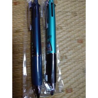 ミツビシエンピツ(三菱鉛筆)の限定色!ジェットストリーム ミントグリーン&ティールブルー 2本セット(ペン/マーカー)