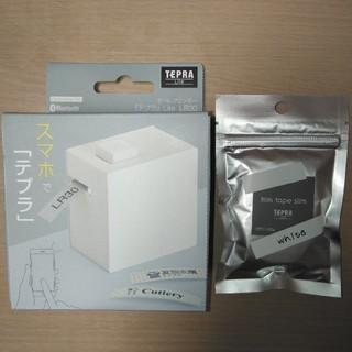 キングジム - 「テプラ」 Lite LR30 フィルムテープ付き