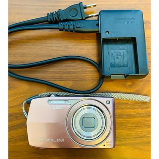 カシオ(CASIO)のCASIO EXILIM ピンク(コンパクトデジタルカメラ)