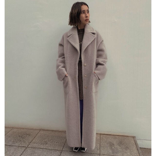 アメリヴィンテージ(Ameri VINTAGE)のAmeri BLANKET LIKE FAKE MOUTON COAT(ムートンコート)
