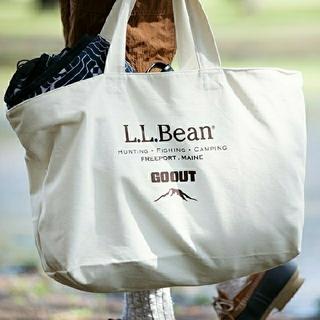 エルエルビーン(L.L.Bean)のL.L.Bean ビックトートバック ファスナー付き(トートバッグ)