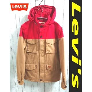 リーバイス(Levi's)のLEVI'S リーバイス カバーオール フード付き ジャケット アウター(カバーオール)