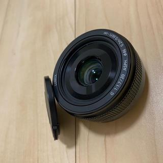 Panasonic - ルミックス G 20mm/F1.7 II ASPH. H-H020A-K