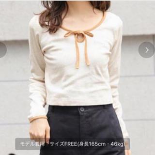 ヘザー(heather)のHeather Tシャツ(Tシャツ(長袖/七分))