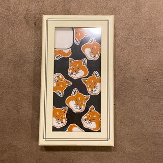 メゾンキツネ(MAISON KITSUNE')のメゾンキツネ  Maison kitsune  iPhone11 Pro ケース(iPhoneケース)