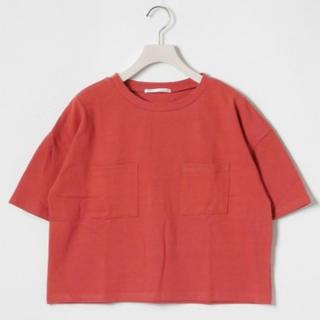 レトロガール(RETRO GIRL)のRETRO GIRL 短丈ゆったりTシャツ(Tシャツ(半袖/袖なし))