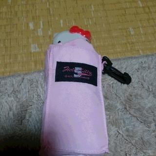 サンリオ(サンリオ)の⭐ハローキティ 子供用 折り畳み傘⭐(傘)