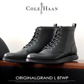 コールハーン(Cole Haan)のCOLE HAAN オリジナルグランド レースアップブーツ 26.5㎝(ブーツ)