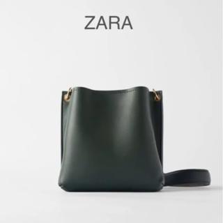 ザラ(ZARA)の【新品・未使用】ZARA ミニ ショルダーバッグ(ショルダーバッグ)