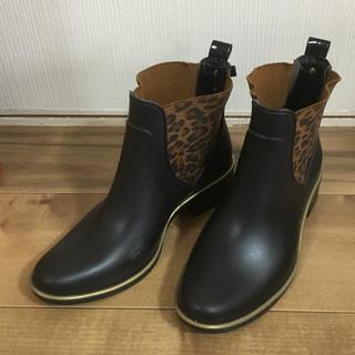 ケイトスペードニューヨーク(kate spade new york)の専用       kate spade レインブーツ 23.5(レインブーツ/長靴)