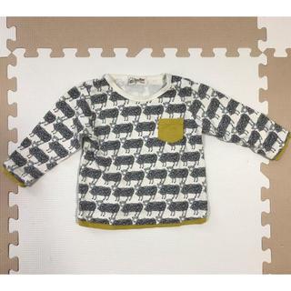 ラブアンドピースアンドマネー(Love&Peace&Money)の長袖 90cm(Tシャツ/カットソー)