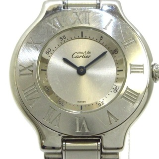 カルティエ(Cartier)のカルティエ 腕時計 マスト21LM W10110T2(その他)