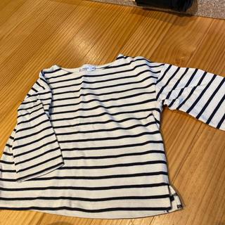 セブンデイズサンデイ(SEVENDAYS=SUNDAY)のボーダー120(Tシャツ/カットソー)