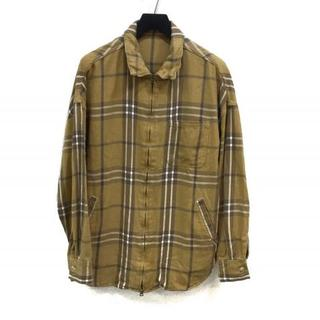 ドゥーズィエムクラス(DEUXIEME CLASSE)のドゥーズィエム 長袖シャツ メンズ美品  -(シャツ)