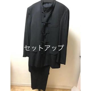 イッセイミヤケ(ISSEY MIYAKE)のIssey Miyake men マオカラージャケット セットアップ(セットアップ)