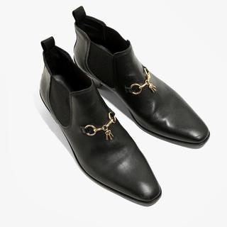 ニードルス(Needles)のneedles bit boots 40(ブーツ)
