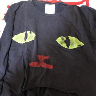 ゴートゥーハリウッド(GO TO HOLLYWOOD)のgotohollywood 02 ネコT 160 150 (Tシャツ/カットソー)