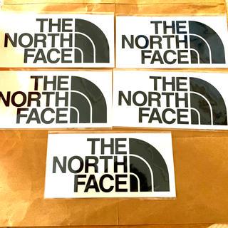 ザノースフェイス(THE NORTH FACE)のノースフェイス カッティング ステッカー  シール スクエアロゴ(ステッカー)