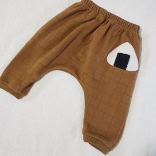 マーキーズ(MARKEY'S)のマーキーズ おにぎりパンツ 70センチ(パンツ)