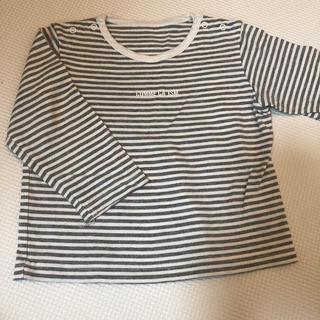 コムサイズム(COMME CA ISM)のコムサイズム Tシャツ 80(Tシャツ)