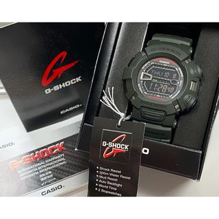 ジーショック(G-SHOCK)のG-SHOCK/アーミーグリーン/MUDMAN/ミリタリー/G-9000/未使用(腕時計(デジタル))